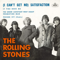 The Rolling Stones : Satisfaction - Portugal 1965