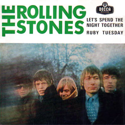 The Rolling Stones : Let's Spend The Night Together - Portugal 1967