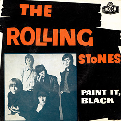 The Rolling Stones : Paint It, Black - Portugal 1966