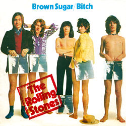 The Rolling Stones : Brown Sugar - Portugal 1971