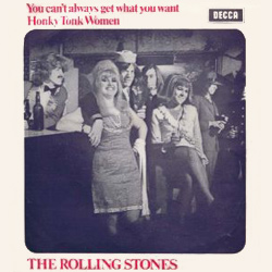 The Rolling Stones : You Can't Always Get What You Want - Portugal 1969