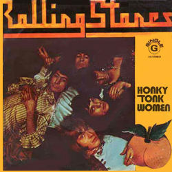 The Rolling Stones : Honky Tonk Women - Portugal 1976