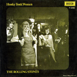 The Rolling Stones : Honky Tonk Women - Singapore 1969