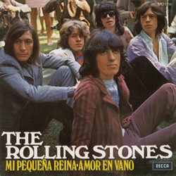 The Rolling Stones : Little Queenie - Spain 1971