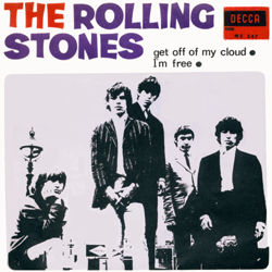 The Rolling Stones : Get Off Of My Cloud - Spain 1965