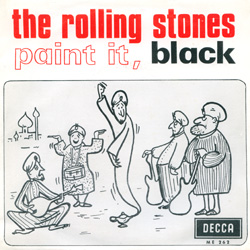 The Rolling Stones : Paint It, Black - Spain 1966