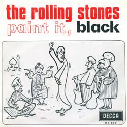 The Rolling Stones : Paint It, Black - Spain 1966