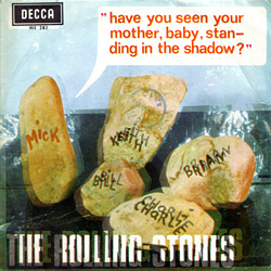 The Rolling Stones : Have You Seen Your Mother, Baby, Standing In The Shadow ? - Spain 1966
