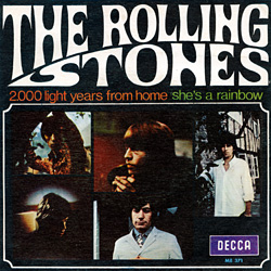 The Rolling Stones : 2000 Light Years From Home - Spain 1967