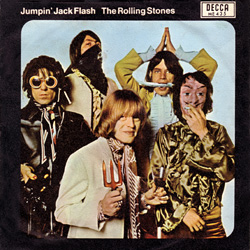 The Rolling Stones : Jumpin' Jack Flash - Spain 1968