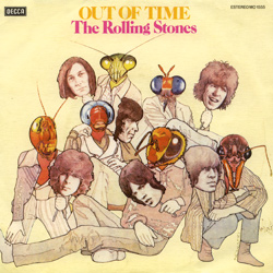 The Rolling Stones : Out Of Time - Spain 1975