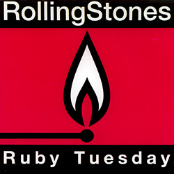 The Rolling Stones : Ruby Tuesday (live) - Spain 1991