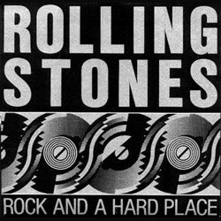 The Rolling Stones : Rock And A Hard Place - Spain 1989