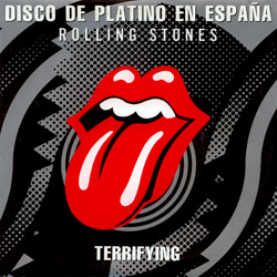 The Rolling Stones : Terrifying - Spain 1990
