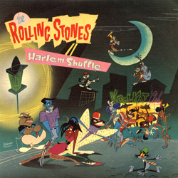 The Rolling Stones : Harlem Shuffle - Spain 1986
