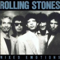 The Rolling Stones : Mixed Emotions - Spain 1989