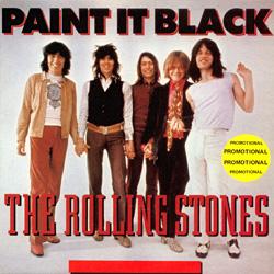 The Rolling Stones : Paint It, Black - Spain 1990