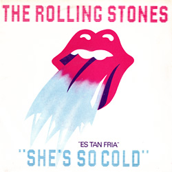 The Rolling Stones : She's So Cold - Spain 1980
