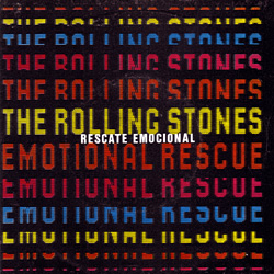 The Rolling Stones : Emotional Rescue - Spain 1980