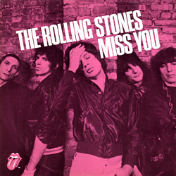 The Rolling Stones : Miss You - Spain 1978