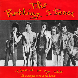 The Rolling Stones : Time Is On My Side (live) - Spain 1982