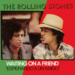 The Rolling Stones : Waiting On A Friend - Spain 1981