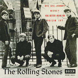 The Rolling Stones : Bye Bye Johnny - Spain 1964