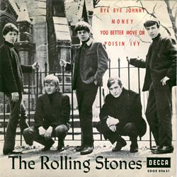 The Rolling Stones : Bye Bye Johnny - Spain 1964