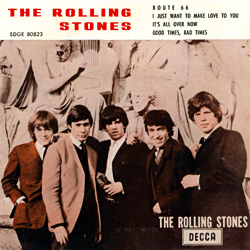 The Rolling Stones : Route 66 - Spain 1964