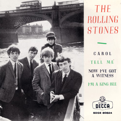The Rolling Stones : Carol - Spain 1964