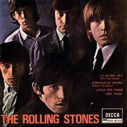 The Rolling Stones : The Last Time - Spain 1965