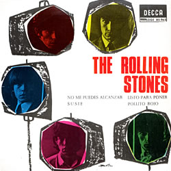 The Rolling Stones : You Can't Catch Me - Spain 1965
