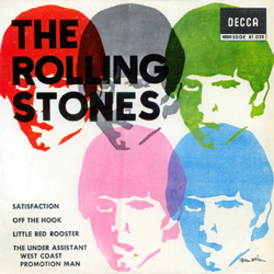 The Rolling Stones : Satisfaction - Spain 1966