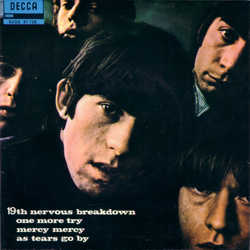 The Rolling Stones : 19th Nervous Breakdown - Spain 1966