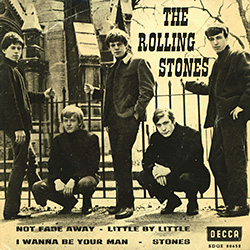 The Rolling Stones : Not Fade Away - Spain 1964