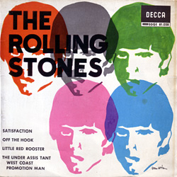 The Rolling Stones : Satisfaction - Spain 1965