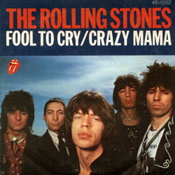 The Rolling Stones : Fool To Cry - Spain 1976