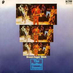 The Rolling Stones : Brown Sugar - Spain 1971