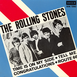 The Rolling Stones : Time Is On My Side - Sweden 1964
