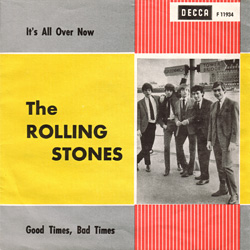 The Rolling Stones : It's All Over Now - Sweden 1964