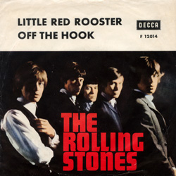 The Rolling Stones : Little Red Rooster - Sweden 1964