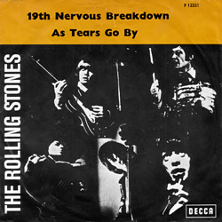 The Rolling Stones : 19th Nervous Breakdown - Sweden 1966