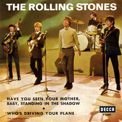 The Rolling Stones : Have You Seen Your Mother, Baby, Standing In The Shadow ? - Sweden 1966