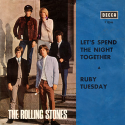 The Rolling Stones : Let's Spend The Night Together - Sweden 1967