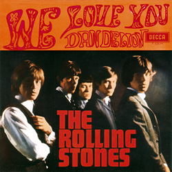 The Rolling Stones : We Love You - Sweden / UK 1967