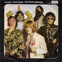 The Rolling Stones : Jumpin' Jack Flash - Sweden 1968