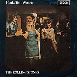 The Rolling Stones : Honky Tonk Women - Sweden 1969
