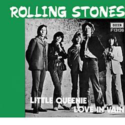 The Rolling Stones : Little Queenie - Sweden 1971