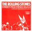 "The Rolling Stones : Street Fighting Man, 7"" single from Sweden / UK - 1971"