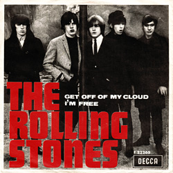 The Rolling Stones : Get Off Of My Cloud - Sweden / UK 1965